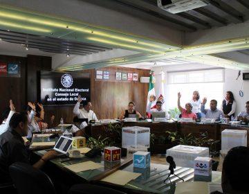 Eficacia, pide INE a gobierno de Oaxaca para garantizar clima de seguridad