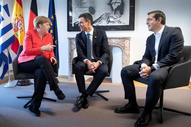 ¿Por qué España aceptó recibir a los migrantes que busquen llegar a Alemania ?
