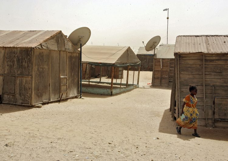 Los haratin: la tribu esclava de Mauritania