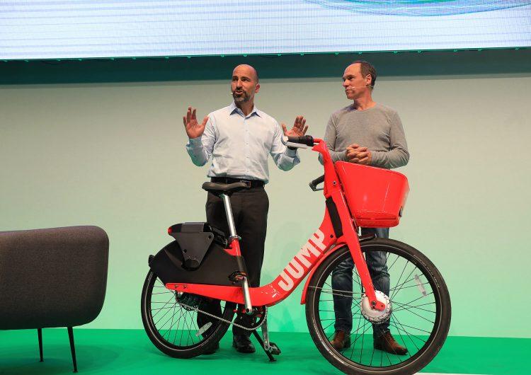 Ahora podrás compartir bicicleta en Alemania gracias a Uber