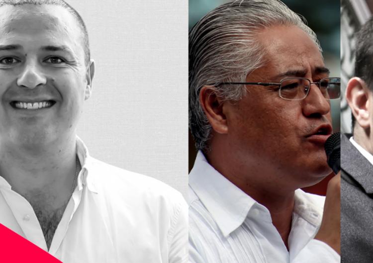 Candidatos del PAN, PRI e independiente de Morelos no declinarán por Rodrigo Gayosso, pero sí hay una declinación por Cuauhtémoc Blanco