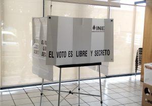Si no puedes votar donde te toca, tienes la opción de una casilla especial