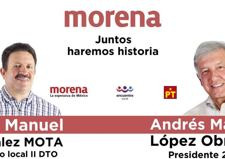 Detienen en Aguascalientes a candidato a diputado de Morena