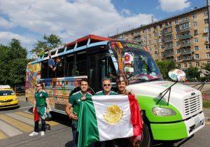 Inge su matrushka: las ocurrencias de los mexicanos en su viaje a Rusia