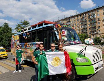 Ingue su matrushka: las ocurrencias de los mexicanos en su viaje a Rusia