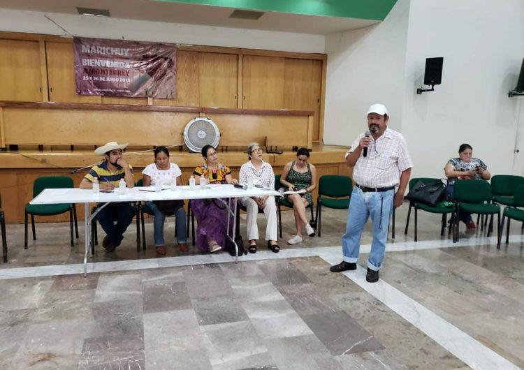 Advierte Marichuy privatizaciones para megaproyectos de muerte después del 1 de julio