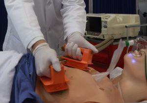 Capacitan Harvard, CMS y UCA  a docentes con tecnología de simulación clínica
