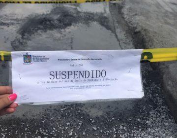 Suspenden a cementera en Juárez por emisión de contaminantes