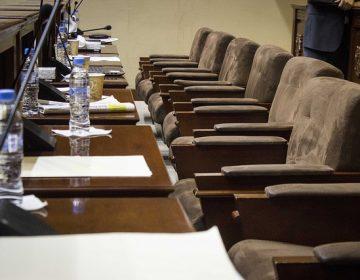 Atoran dictámenes en Comisión de Salud del Congreso
