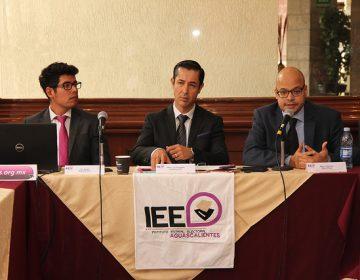 Lanzan IEE y Strategia electoral, simulador del voto