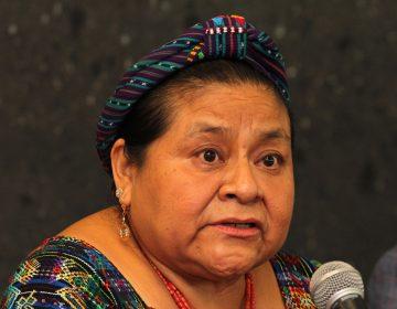 Pide Rigoberta Menchú sanciones a Estados Unidos por políticas migratorias