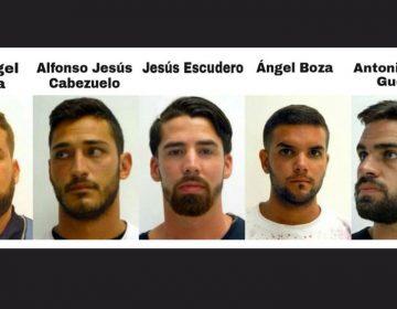 España deja en libertad condicional a los 5 integrantes de La manada; sentenciados por abuso sexual