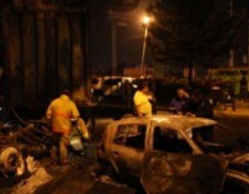 """Condenan a 8 de """"La Resistencia"""" por atentado contra mando de seguridad en Chapala en 2011"""