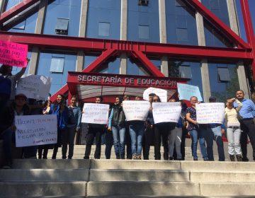 Promete Educación Jalisco pagar mañana bono sexenal y aumento salarial tras protesta de empleados