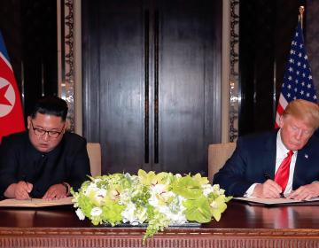 La reunión entre Trump y Kim no llevó a nada y Corea del Norte no destruirá su armamento, revela informe clasificado