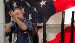 Gobierno de EE.UU. tiene el 40% de las armas de…