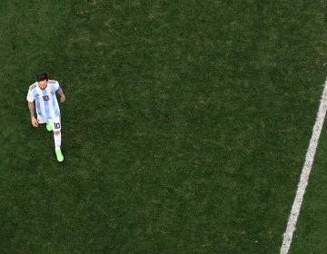 Argentina pierde contra Croacía 3-0, Messí y Jorge Sampaoli no lo pueden creer (fotos)