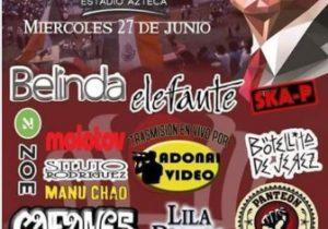 No dejes que… jueguen con tu mente: difunden cartel falso del cierre de campaña de López Obrador