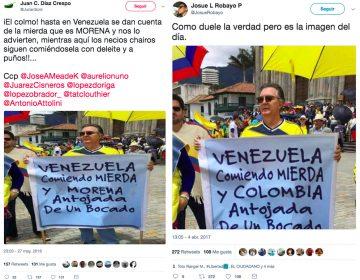 Información de la elección en Colombia que se convirtió en tres noticias falsas sobre México