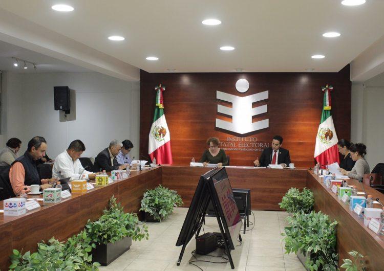 Tras escándalo por simulación de candidaturas trans, rechaza IEEPCO 17 sustituciones de MC y Nueva Alianza