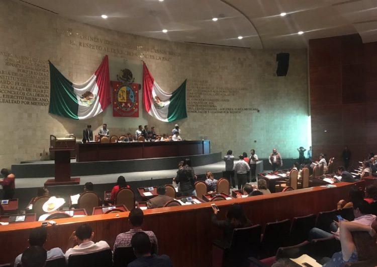 Congreso de Oaxaca nombra a consejeros ciudadanos de la Defensoría de los Derechos Humanos