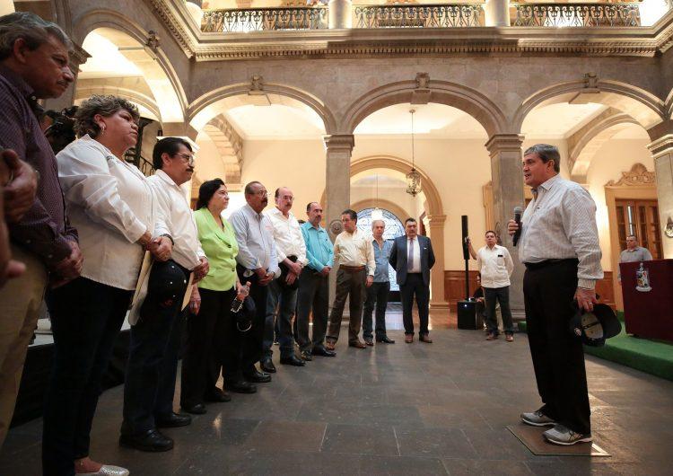 Tras protesta magisterial, Gobierno de NL acuerda mesa de diálogo