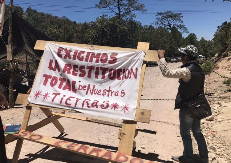 Reabren escuelas y centros de salud en zona wixárika de Jalisco; protesta sigue
