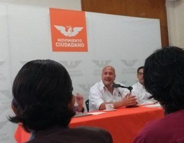 """Evade Alfaro hablar sobre 7 denuncias en su contra, las considera """"absurdas"""""""