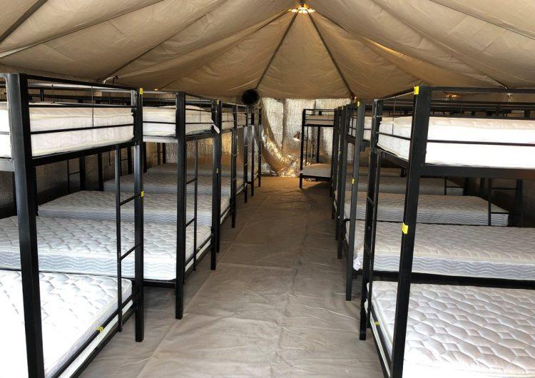 Así son los lugares donde el gobierno de Trump retiene a los niños separados de sus familias