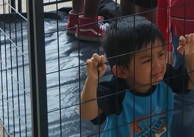 Las falsas imágenes sobre las detenciones en la frontera EE.UU-México