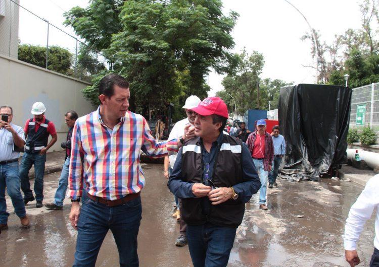 Entrega Gobierno de Guadalajara 39 cheques de 20 mil pesos a afectados por lluvias