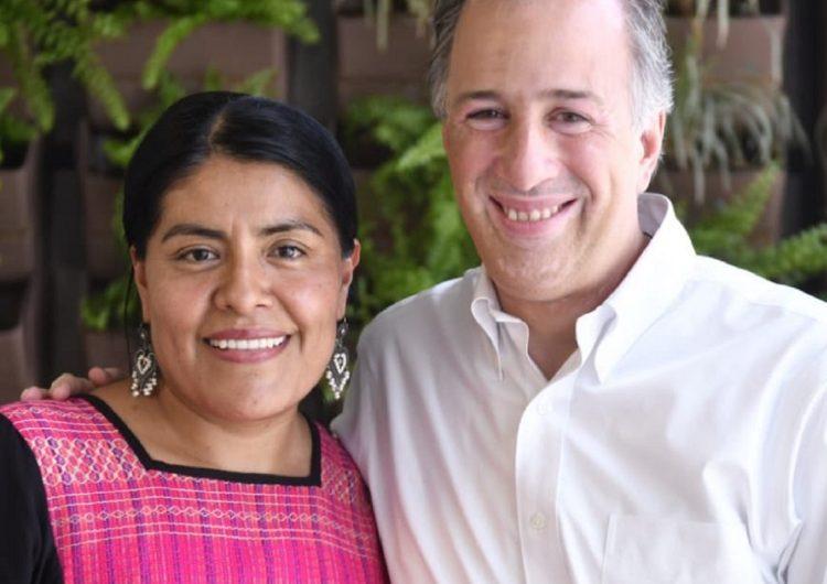 Anuncia excoordinadora de Margarita Zavala, voto por Meade
