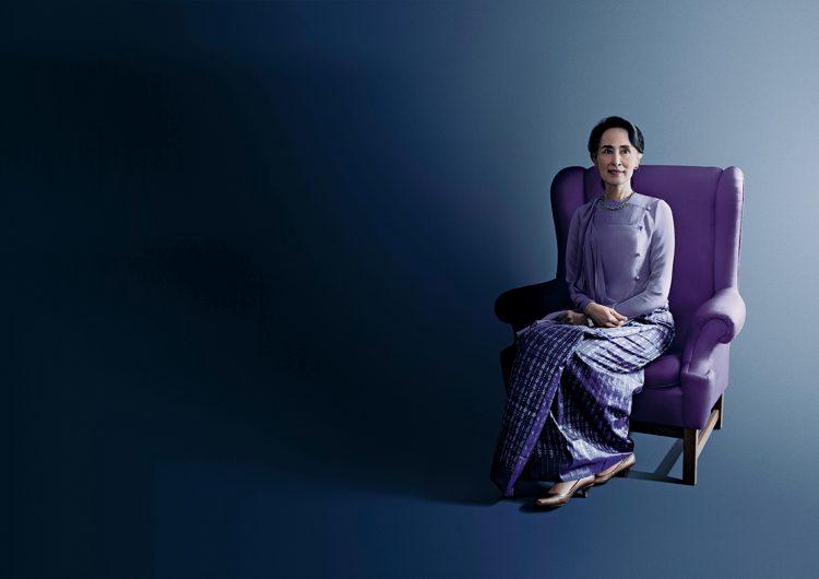 Suu Kyi: de Nobel de la Paz a 'tapadera' de militares