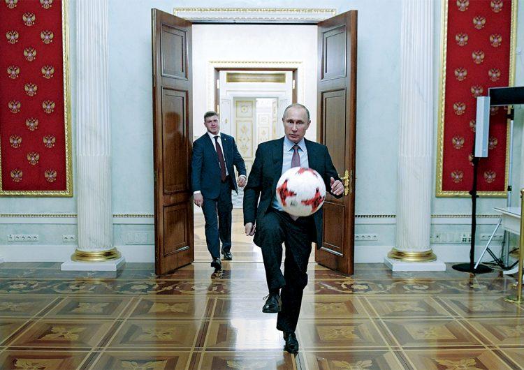 La jugada de Vladimir Putin: el Kremlin apuesta por mejorar su imagen con el Mundial
