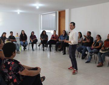 Promete Gustavo Granados garantizar la cobertura universal en salud