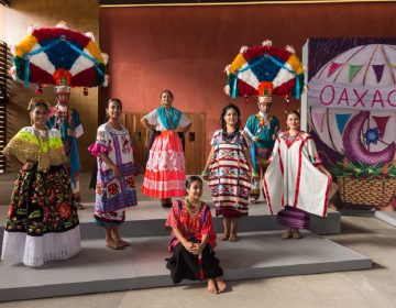 Oaxaca se viste de fiesta en julio, mes de la Guelaguetza