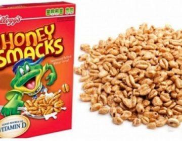 """Implementa Salud operativo por contaminación de cereal """"Honey Smacks"""""""