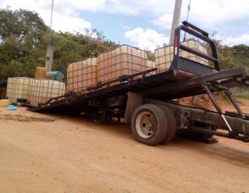 Huachicoleros y policías se enfrenta sobre carretera transístmica en Oaxaca: 3 muertos