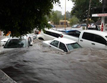 Reporta Protección Civil Municipal 12 casas inundadas tras tormenta