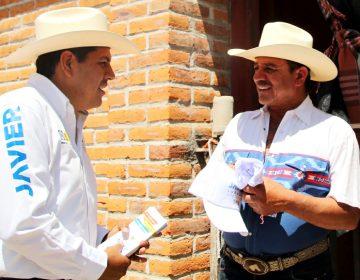 Javier Luévano se compromete a enfocar políticas del campo a pequeños productores
