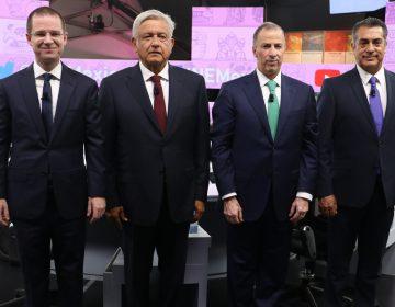 Acusaciones de corrupción, reforma educativa y salario mínimo, los temas polémicos del tercer debate