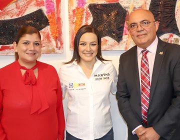 Promete Martha Márquez fortalecer sector turístico
