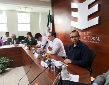 Exige INE y órgano electoral de Oaxaca garantías de seguridad