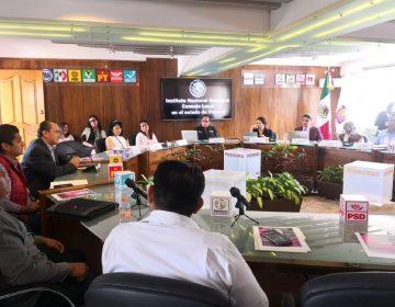 Pide INE intervención de Gendarmería en Oaxaca