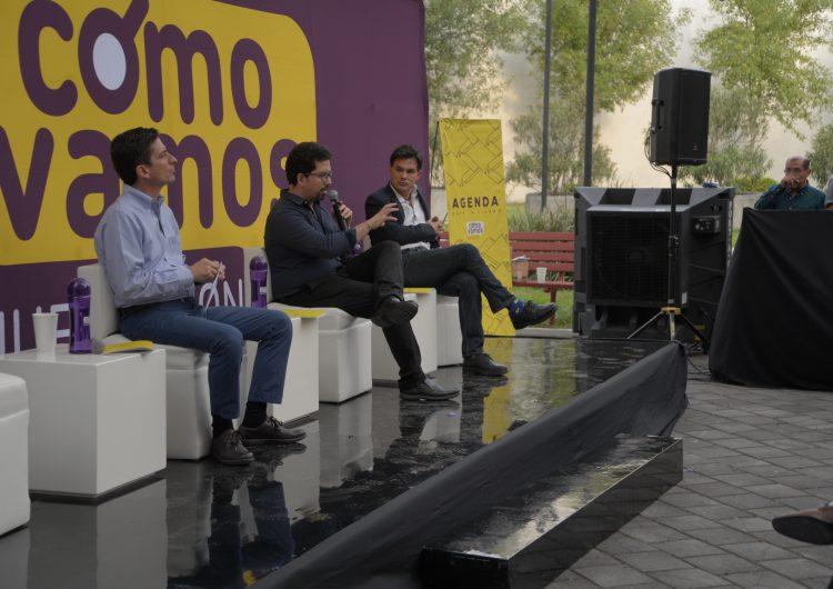 Evaden 8 candidatos a alcaldías regias responder a preguntas ciudadanas