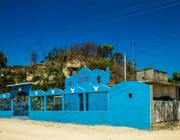 Roban paquetería electoral con todo y camioneta en Oaxaca