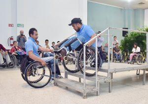 Promueve Gobierno inclusión social de las personas con discapacidad