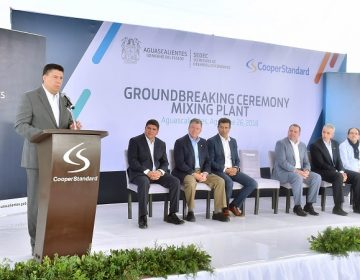Ampliará empresa Cooper Standard sus inversiones en Aguascalientes