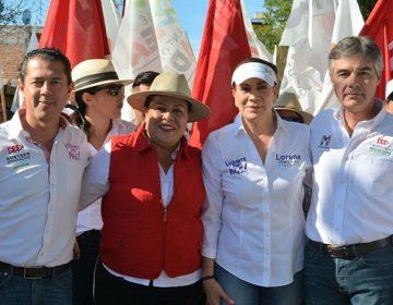 Promete Norma Esparza eliminar el fuero para castigar a corruptos