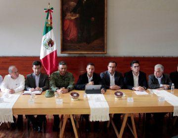 Intervienen autoridades federales en Oaxaca tras violencia, montan operativo conjunto